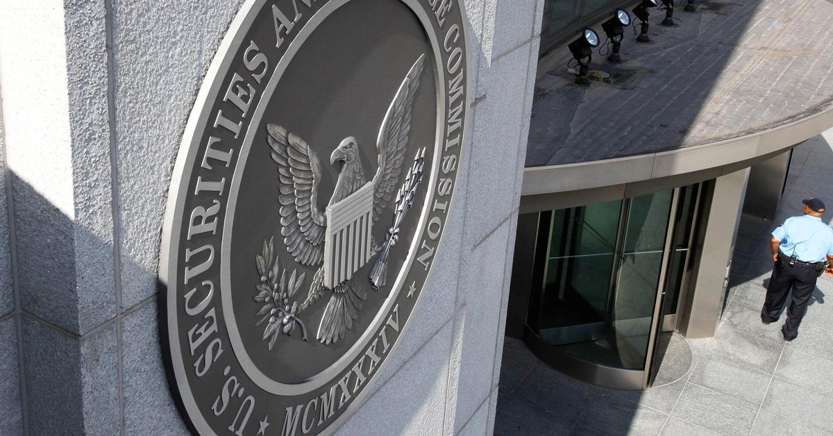 SEC says hackers may have traded using stolen insider information https://t.co/OTjfXvAftI