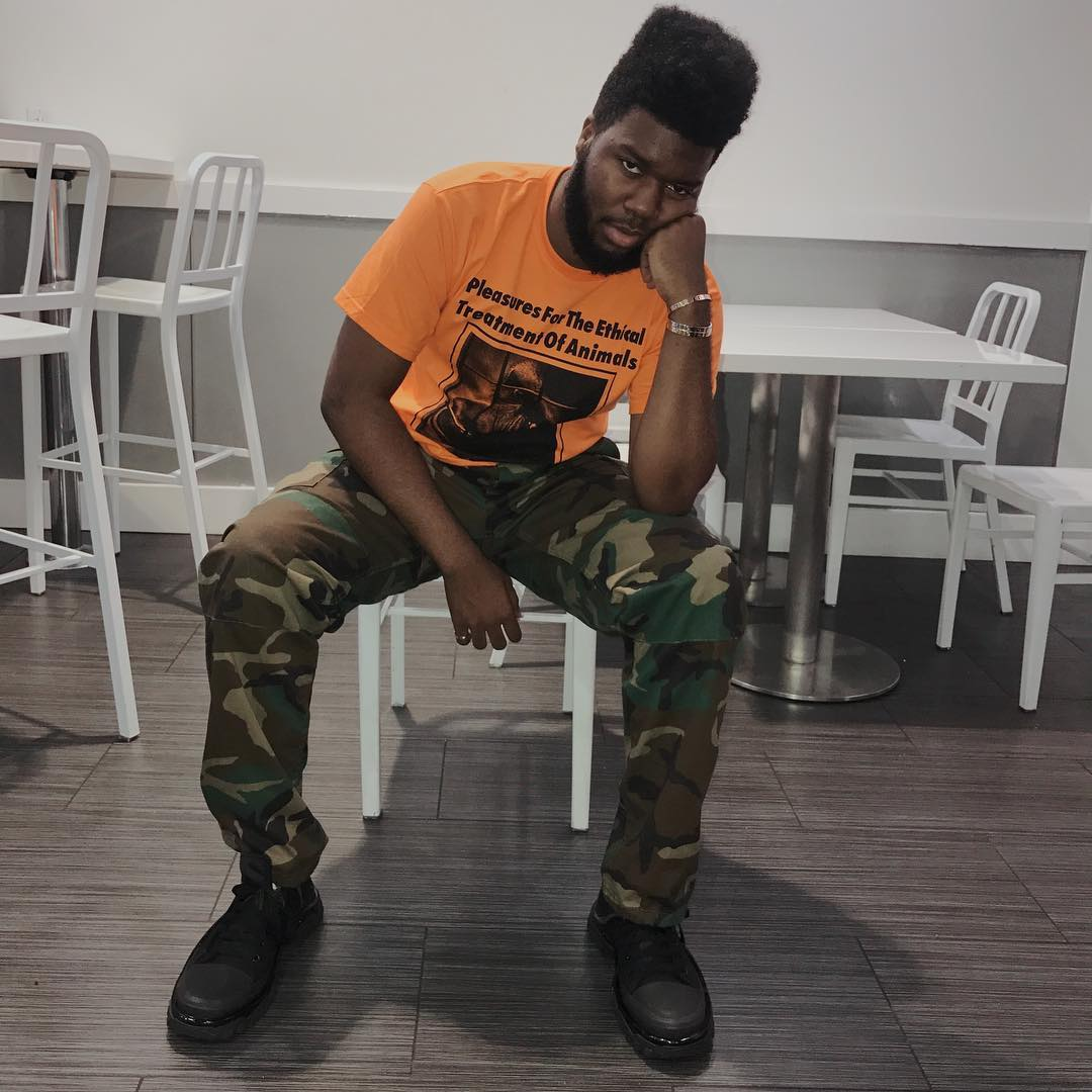 """.@thegreatkhalid shares a new 'song from the soul.""""  https://t.co/X8xA..."""