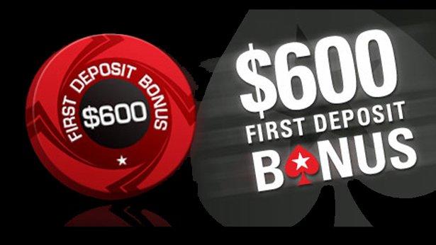 Pokerstars bonus primo deposito