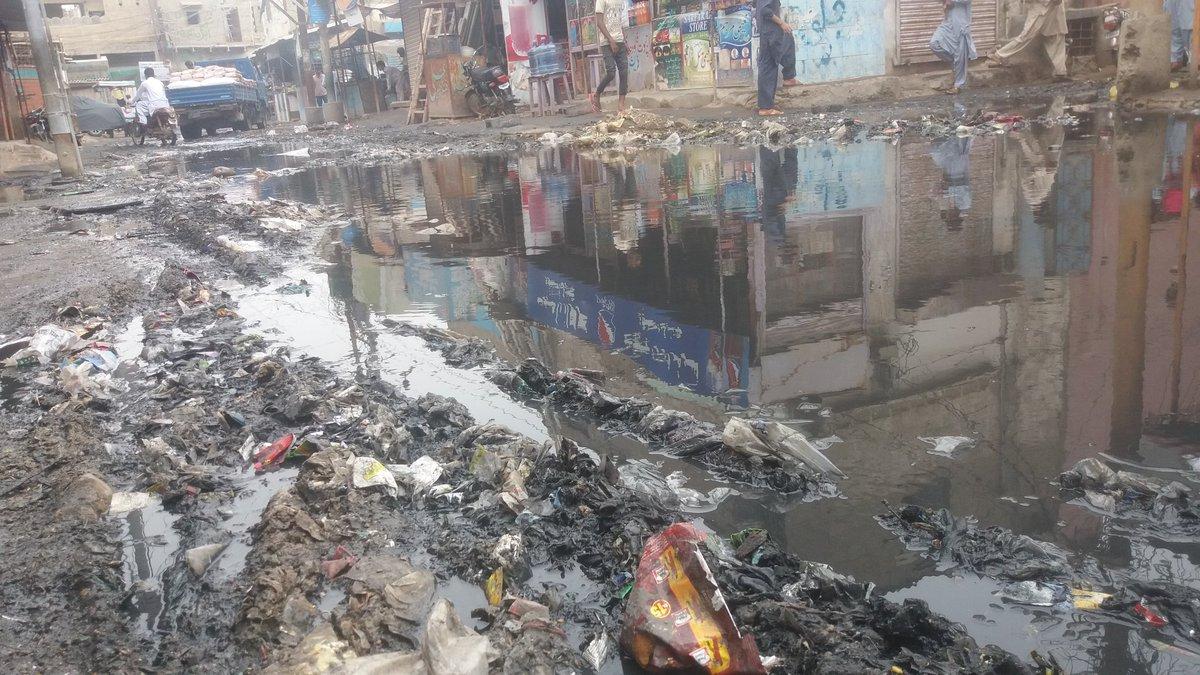 "Wasim Akhtar on Twitter: ""Visited Bagh Ibn-e-Qasim #Karachi in order to monitor the Beautification, Rehabilitation & Development Work.… """