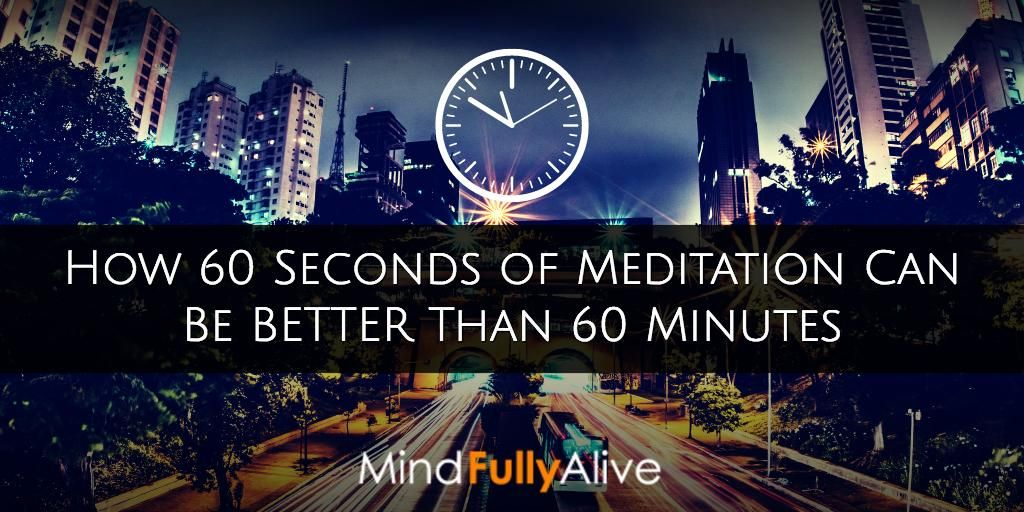 How shortening your #meditation can = bigger results  https:// buff.ly/2hkBtod  &nbsp;   via @MindFullyAlive #lifehack #neuroscience #mindfulness<br>http://pic.twitter.com/4vnhhg52sq