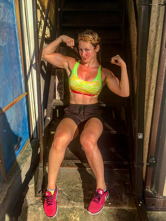 Suns out...you know the rest   #仙女 #Bodybuilding #Gains #ハイジカトリーナ #SeptemberSummer<br>http://pic.twitter.com/jltGbDM1WK