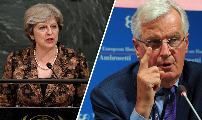 Michel Barnier rules out 'special' Brexit deal as he CAN'T move on fro...