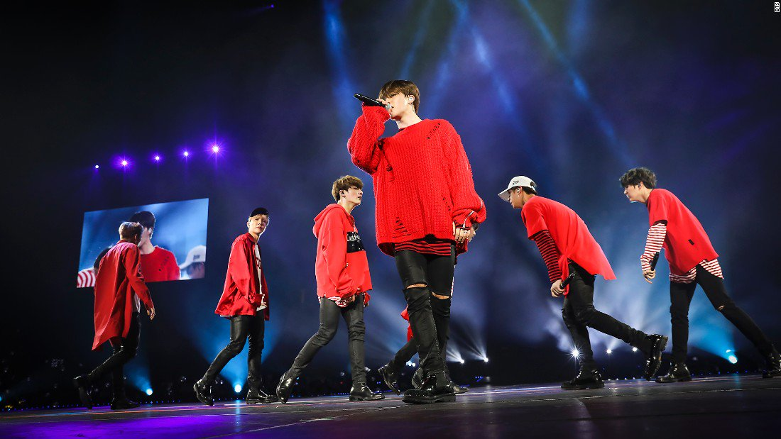 K-pop group BTS' record-breaking album conquers three continents https://t.co/DFeP6gHruI