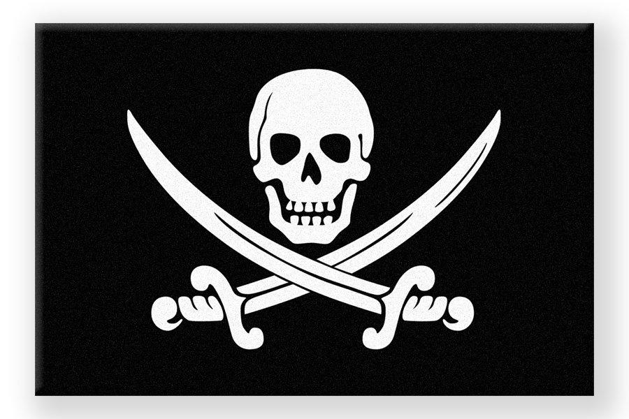 CALICO JACK Jolly Roger Doormat / Floor Mat  http:// etsy.me/2siJv8H  &nbsp;   #Pirates #PiratesLife #POTC #etsy #arrgh #fantasy #piratepride<br>http://pic.twitter.com/5ynOYEcZaO
