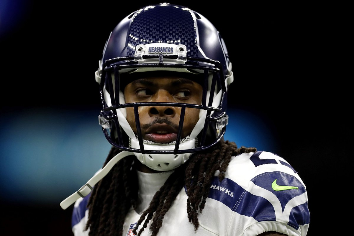 Richard Sherman says the NFL 'injury report is specifically to make sure the gamblers get their odds right.'   🎥: https://t.co/5DGzMtYHqz