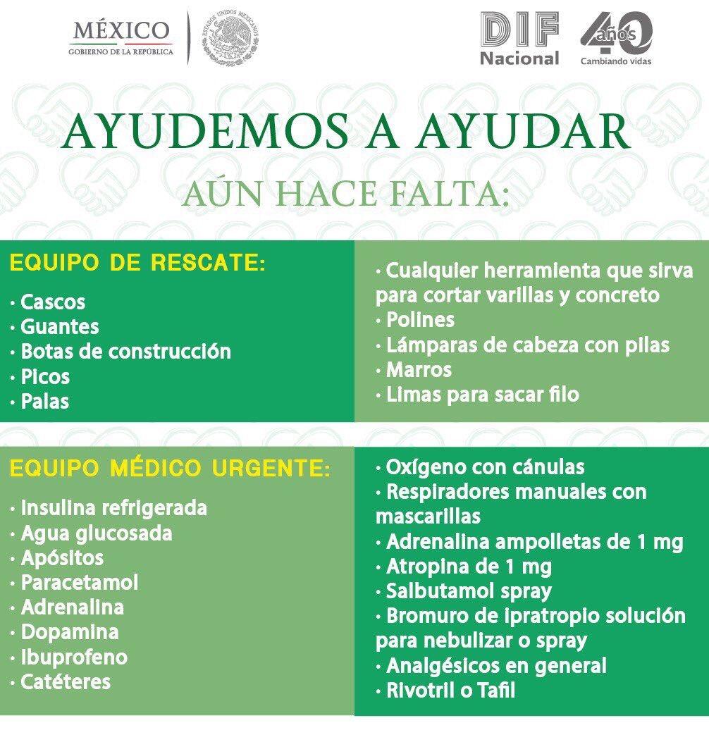 Se requieren herramientas para rescate de víctimas y remoción de escombros, compañeros ferreteros unámonos y apoyemos! #FuerzaMéxico https://t.co/LgYYLnzLoX