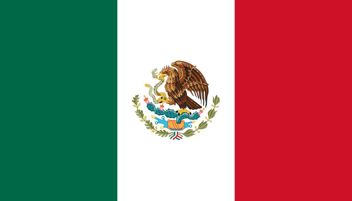 te amamos Mexico. ❤️ https://t.co/oZiJhQIbVv