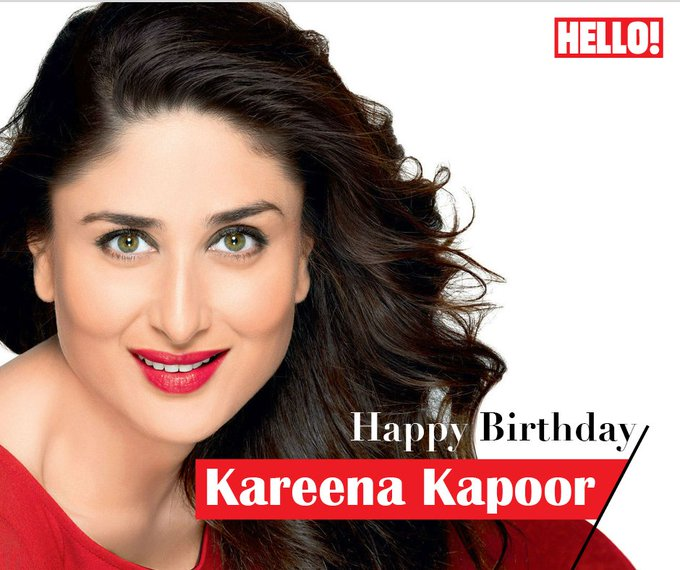 HELLO! wishes Kareena Kapoor Khan a very Happy Birthday