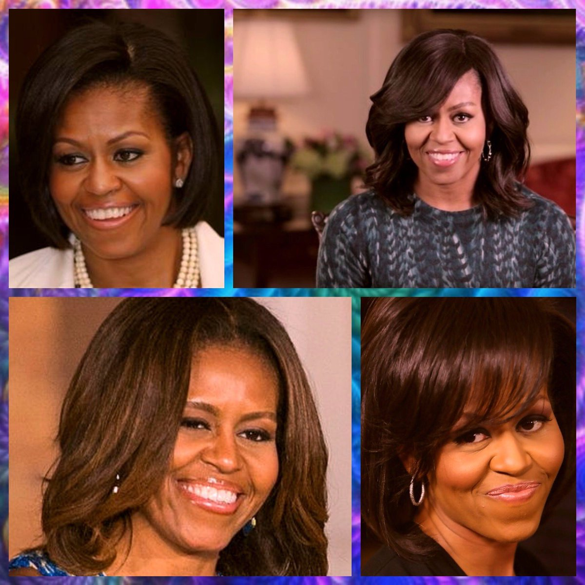 No other #FirstLady has been more outspoken and inspiring than #MichelleObama. She is #TheFuture of the #GlassCeiling.<br>http://pic.twitter.com/7u1NZq7Px8