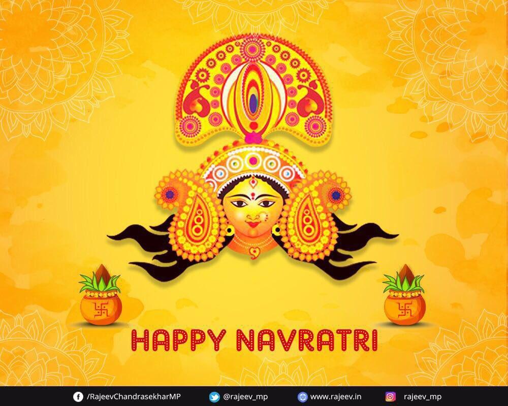 Rajeev chandrasekhar on twitter wish you all a blessed navaratri 945 pm 20 sep 2017 kristyandbryce Choice Image