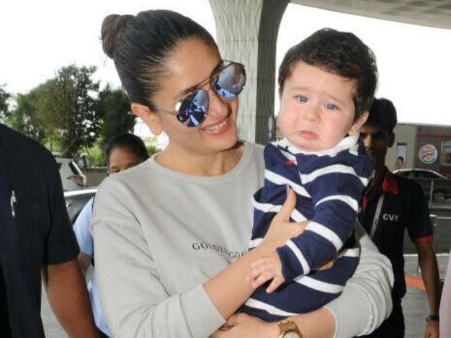 Happy Birthday Kareena Kapoor Taimur is my Heart which beat outside