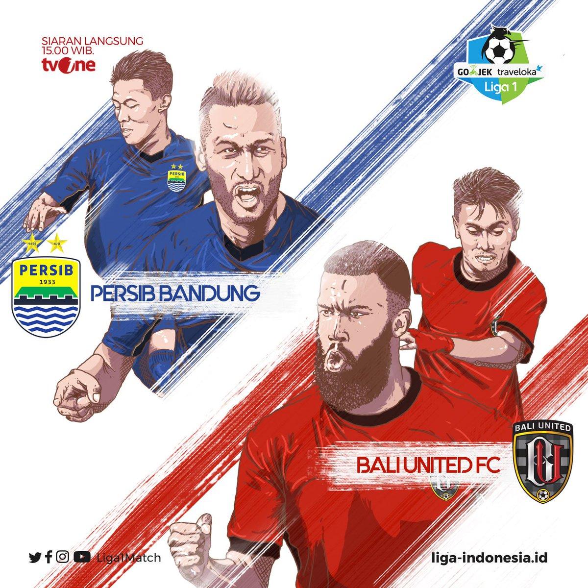 Persib vs Bali United