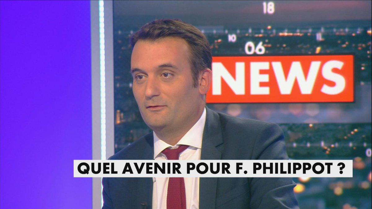 🔴 Florian #Philippot annonce qu'il 'quitte le #FrontNational #FN @MLP_...
