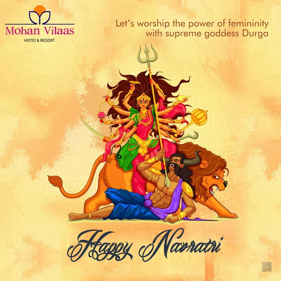 Wishing you all a Very Happy Beginning of the Navratri Festival. #NavratriSpecial #HappyNavratri #FestivalSeason #Wishes<br>http://pic.twitter.com/xxNoUyHwLL