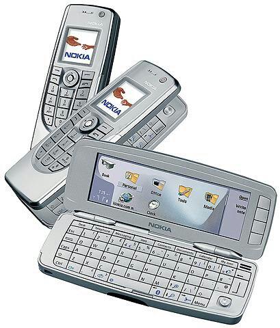 Nokia 9300 перепрошивка