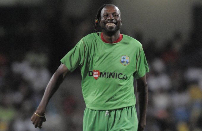 Happy Birthday Sir Curtly Ambrose: took 630 wickets for Windies in Tests and ODIs. He\s 54 not out today