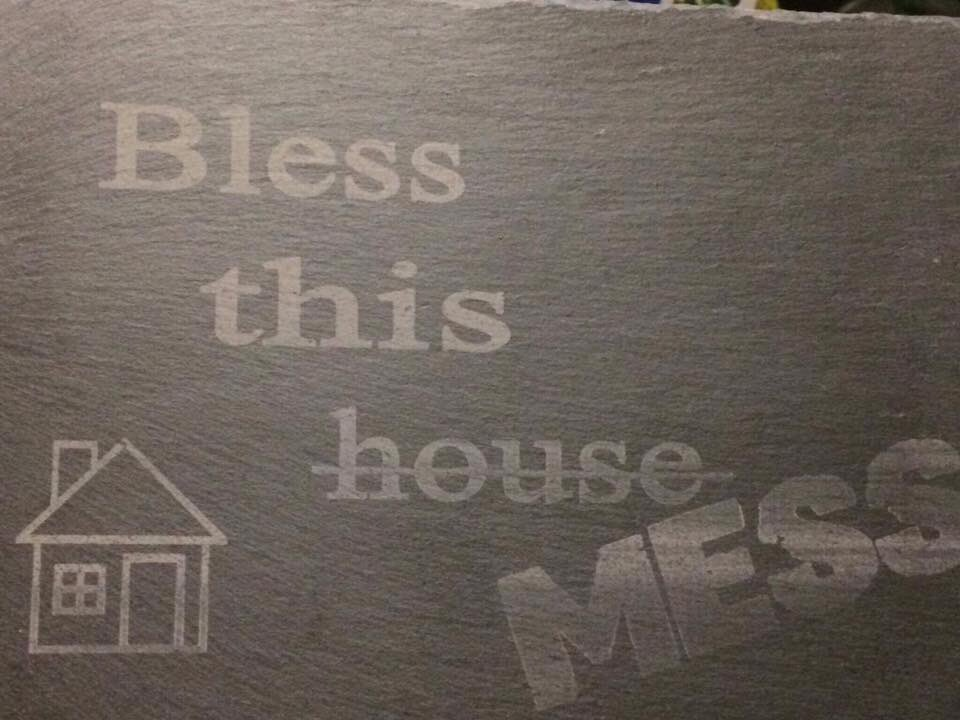 Beautiful engraved placemat £15 #placemat #quirky #different #personalised #forsale #wirral #slate <br>http://pic.twitter.com/jJyhErBEsg