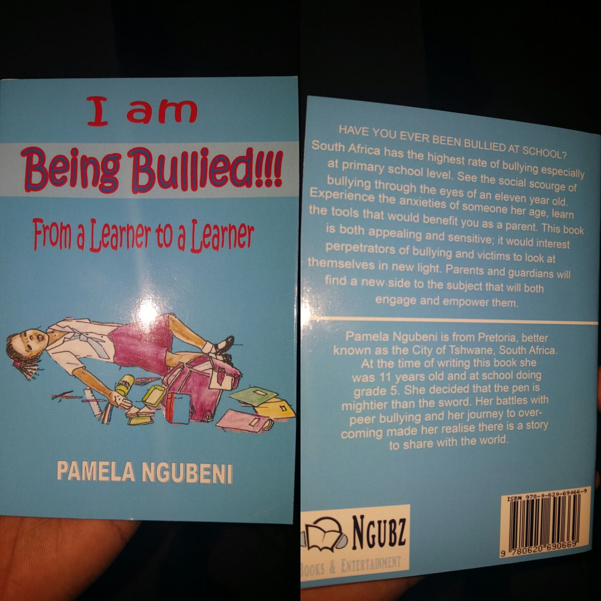 If you think your child is being bullied, here&#39;s a book that&#39;ll help them confess. DM for info #Bullying <br>http://pic.twitter.com/CHZBFFwQos