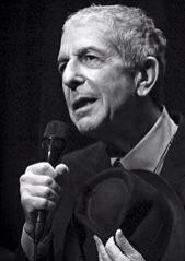 Happy birthday, Leonard Cohen! I miss you loads! x