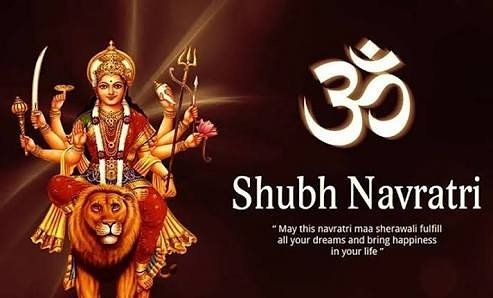 Shubh Navaratri to all observing..stay bless & be blessed #navaratri #motherdurga