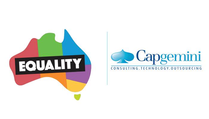 We are extremely proud to announce that Capgemini has signed the Corporate Letter of Support for Marriage Equality in Australia! #equality <br>http://pic.twitter.com/v66St9di7X