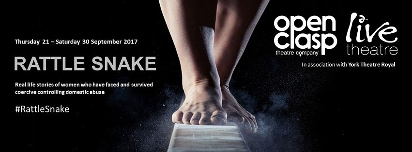 #RattleSnake our co-pro with @OpenClasp previews from tonight - wishing all a fantastic show - break legs guys!!  http:// bit.ly/2tgEFZC  &nbsp;  <br>http://pic.twitter.com/SxTq1UfsN7