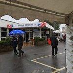 Spoke to soon weather now horrible but it is #thesouthamptonboatshow #mrdsthermalcooker https://t.co/Gi7TwksIC9