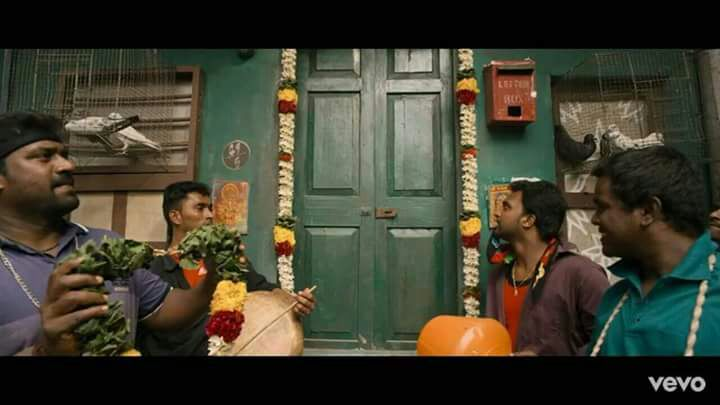 Okay guys....The time is goto end now - #Thuppaki style...  3... 2... 1.... Shooooooooooooottttttttttttttttttt....  #மெர்சல்  #MersalTeaser <br>http://pic.twitter.com/TH2aFfe5Xh