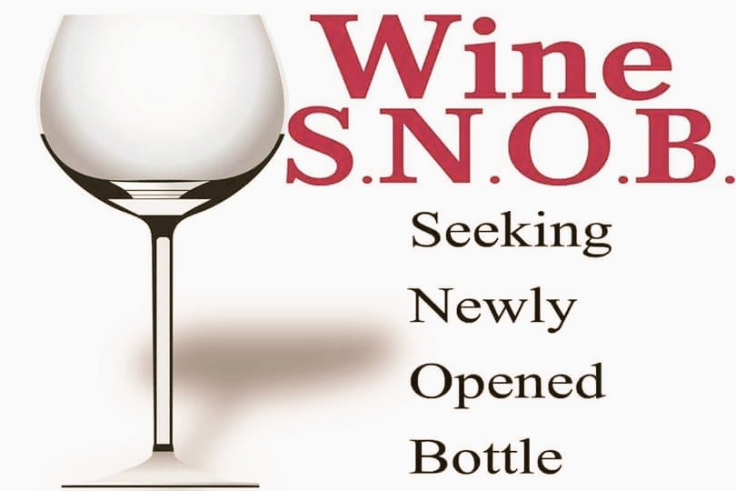 I'm definitely a #wine snob! 😂🍷 Are you??  #ThrowBACKThursday #Thirsty...