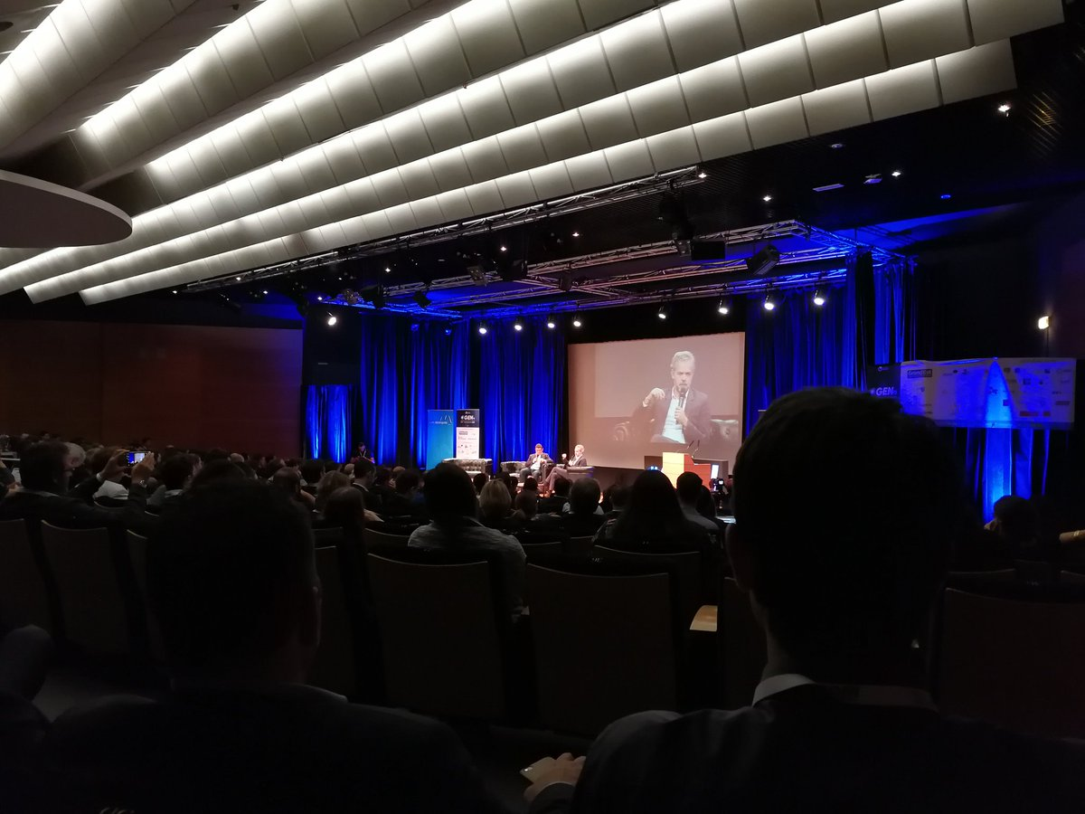 Learning from @Google France&#39;s VP at #GEN with @GENumerique Live on:  https:// youtu.be/QoDrVcf2SbA  &nbsp;  <br>http://pic.twitter.com/z0iEkO6i6n