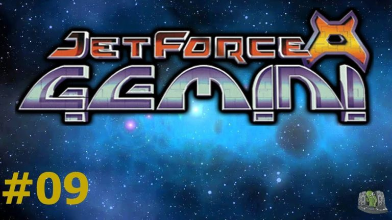 GUYS WE HAVE JETPACKS | Jet Force Gemini #9 w/ WhiskeyCactus Time for...