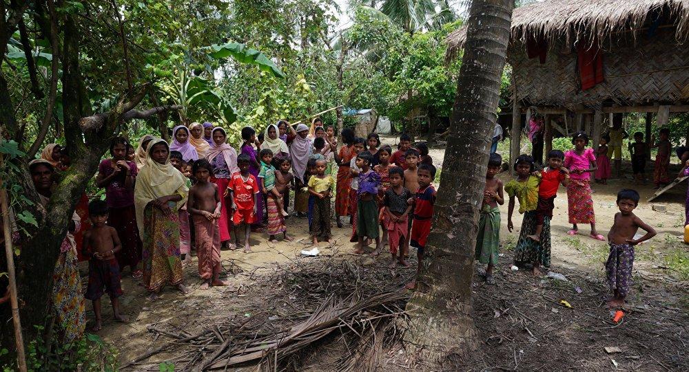 'Political pressure' and humanitarian aid: #Iran sets sight on #Rohing...