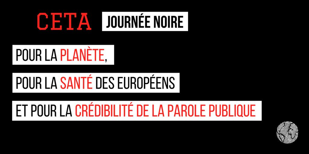 Malgré les conclusions de la Commission d'experts, la France a choisi de ne rien faire pour arrêter le #CETA https://t.co/7Xa5q3tWfW