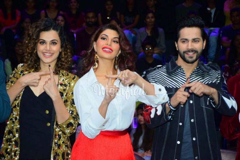 Image result for varun jacqueline tapsee dance plus