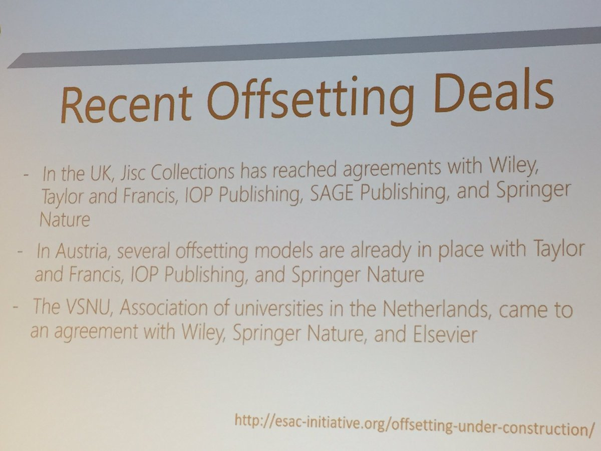 Catriona Mccallum On Twitter Recent Offsetting Deals What On