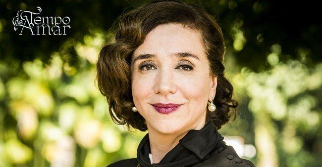 Marisa Orth viverá cantora em #TempoDeAmar 👩🎤 https://t.co/CVnz5kxguW