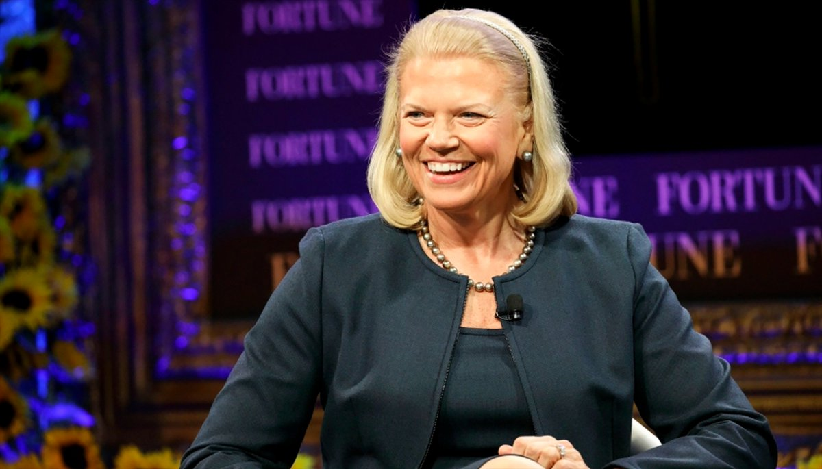 .@IBM has two leaders on FORTUNE's '50 Most Powerful Women in Business...