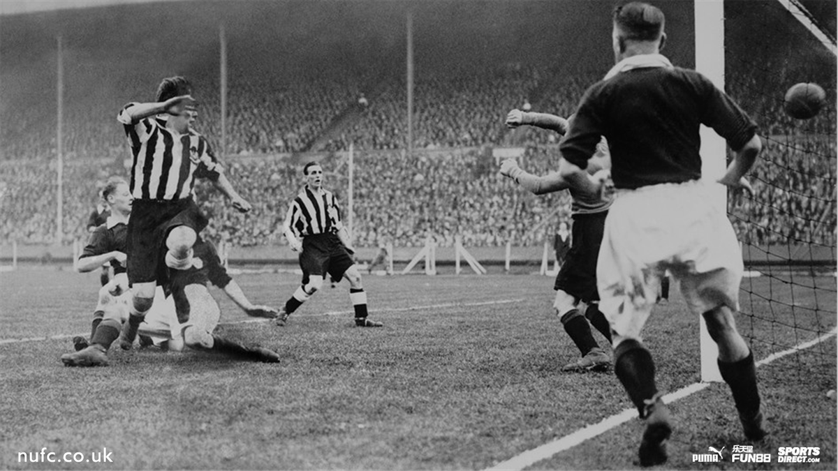 "Newcastle United FC on Twitter: ""🗓 #OnThisDay in 1932, #NUFC ..."