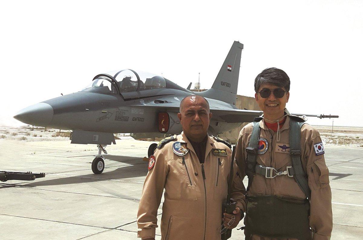 صفقه مقاتلات KAI T-50IQ للعراق .......متجدد  - صفحة 10 DKPEyanXoAA-VQR