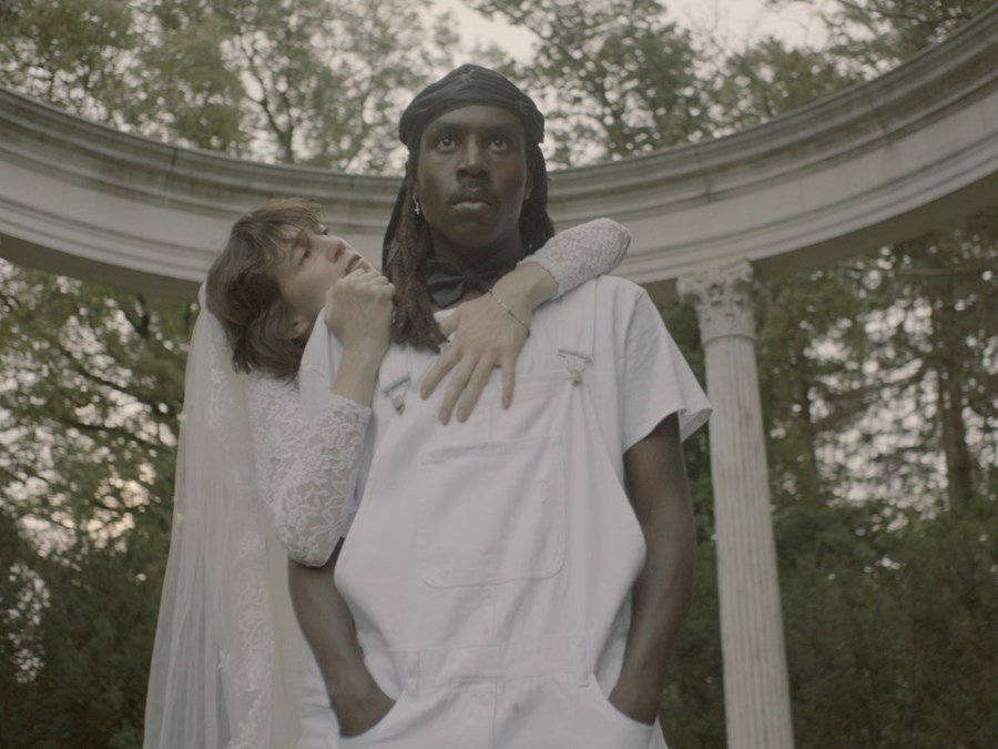 Dev Hynes co-stars in Charlotte Gainsbourg's (@cgainsbourg) new video:...