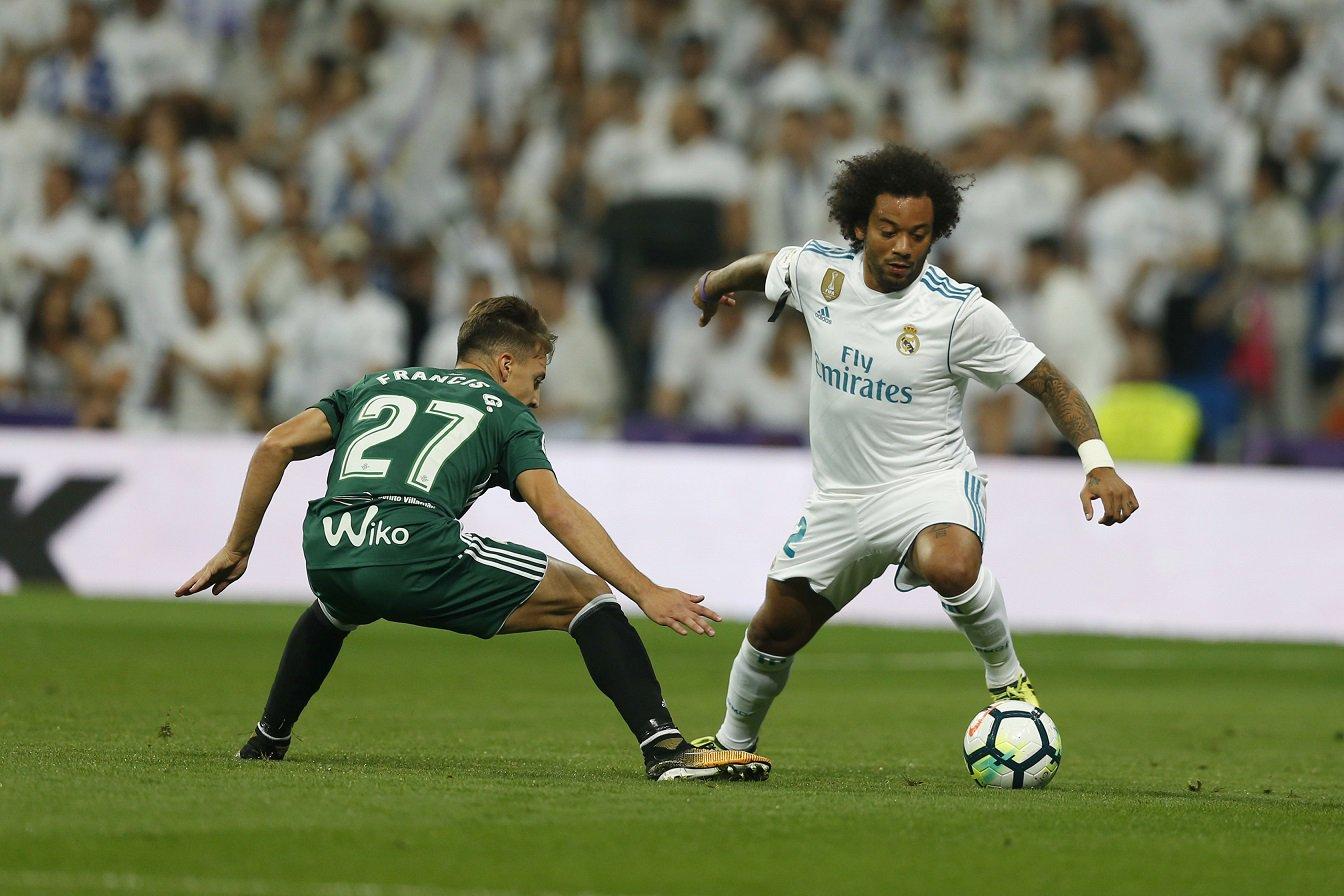 Бетис - Реал 26.09.2020 смотреть онлайн