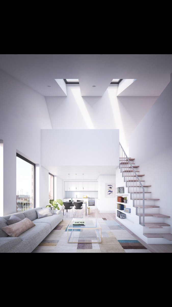 Loving the internal CGI&#39;s of @warehausancoats. Penthouses with mezzanines and our conversion w/ exposed timber trusses #Ancoats #ForSale <br>http://pic.twitter.com/4PaR9vFOU3