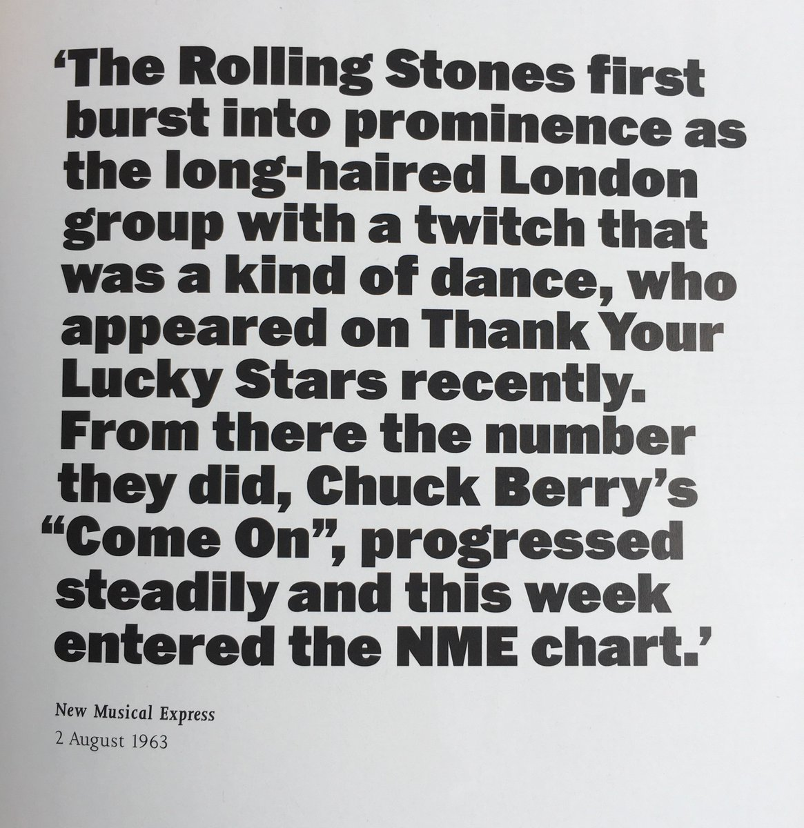 The Rolling Stones On Twitter Out Today Is On Air The Book Which Tells The Story Of The Stones And Their Rise To Prominence In The 60 S Https T Co U3ocdupcmc Https T Co Pqbifx7mjq