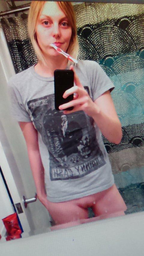 Nude Selfie 11223