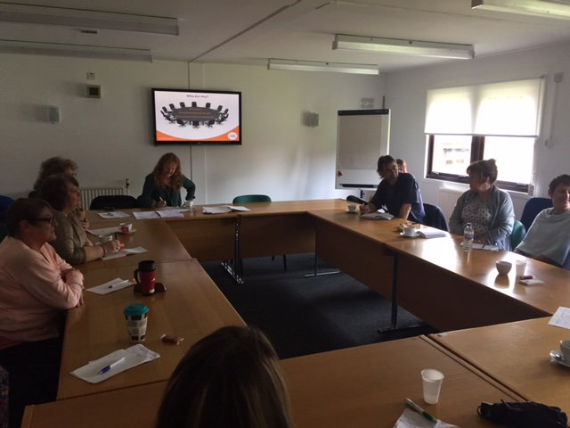 Another fullhouse today  @EngageNews1  for Board of Directors training with @UniWestScotland #socialenterprise @paisley2021<br>http://pic.twitter.com/dCT1hRlyD4