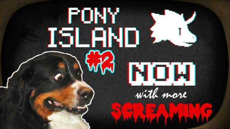GREETINGS MORTALS | Pony Island #2 This week I play #2 in my Pony Isla...