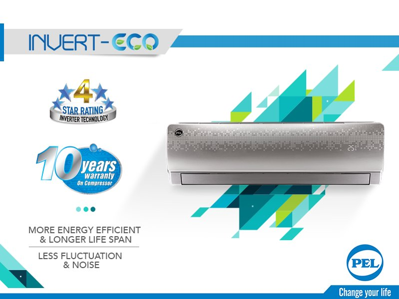 We offer a 10 year compressor warranty on the purchase of our Invert-Eco (heat and cool) series. #PEL <br>http://pic.twitter.com/JFsH1L6qNc