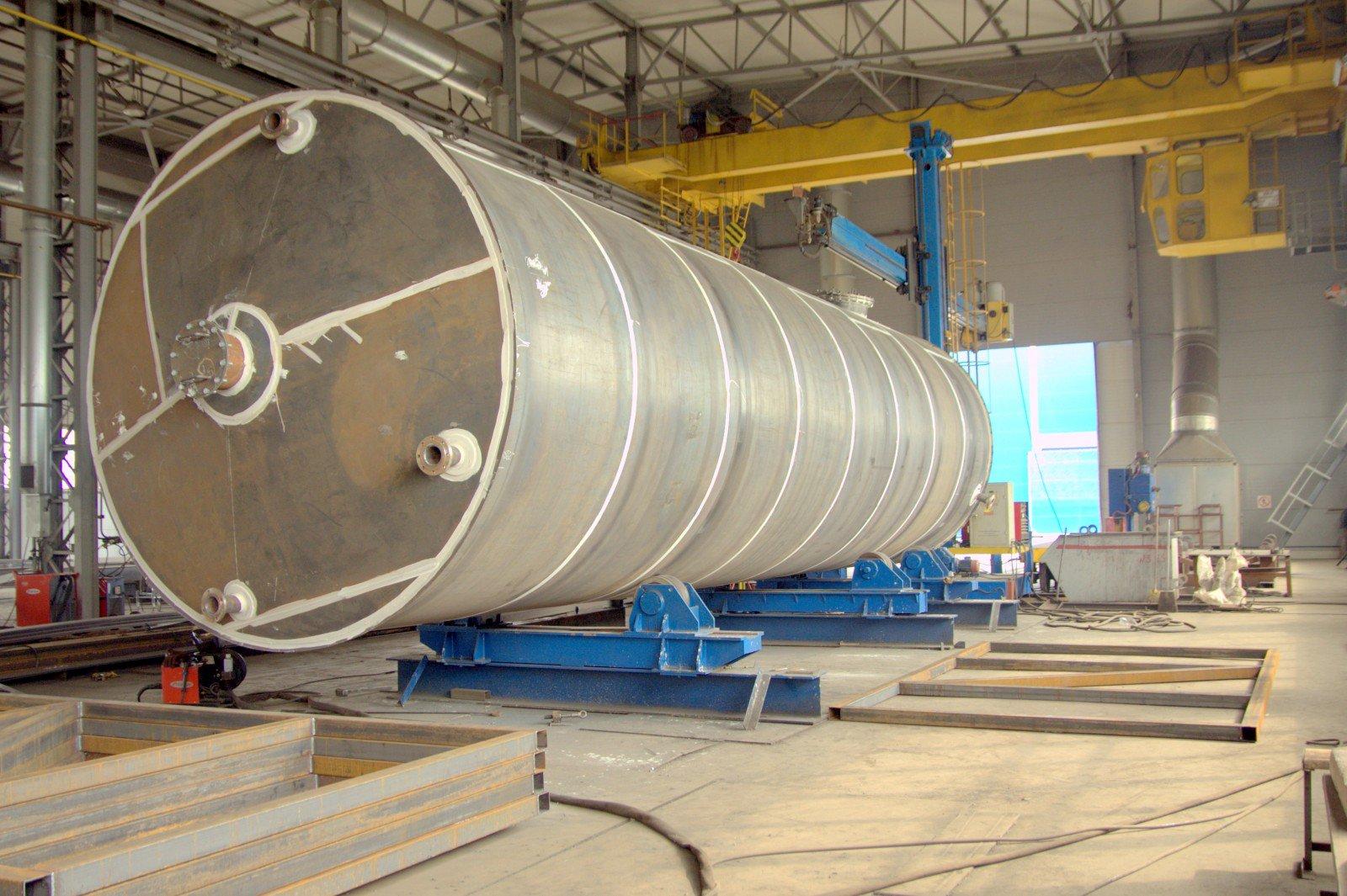 внутреннюю производство стальных резервуаров картинки отличие многих