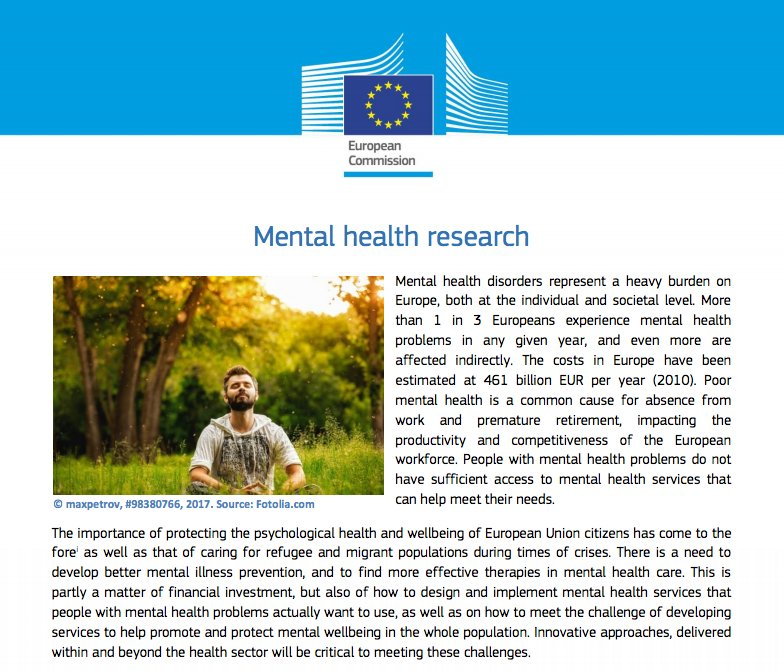 On World #Alzheimer&#39;s Day find out how the #EU supports #brain #research  https:// ec.europa.eu/research/healt h/index.cfm?pg=area&amp;areaname=brain &nbsp; …  #EUHealthResearch #ResearchImpactEU <br>http://pic.twitter.com/jZrBL16lwI